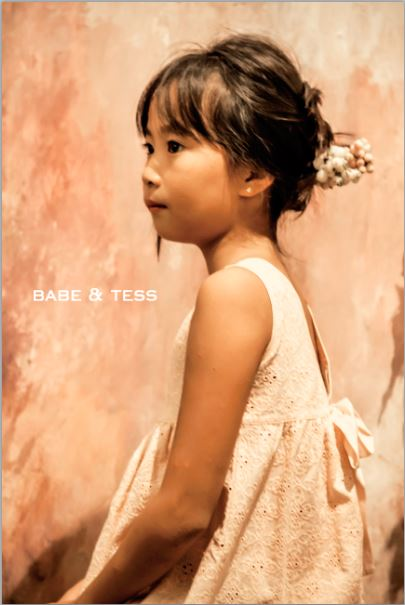 Babe&Tess SS2015 baby girl