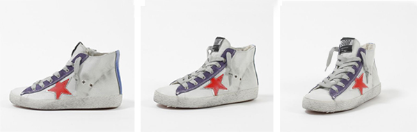 GOLDEN GOOSE_BIANCHE NAPPA_G26H502M7