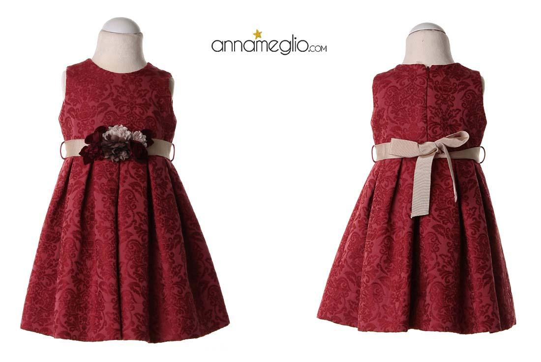 monnalisa-abito-party-rosso-annameglio