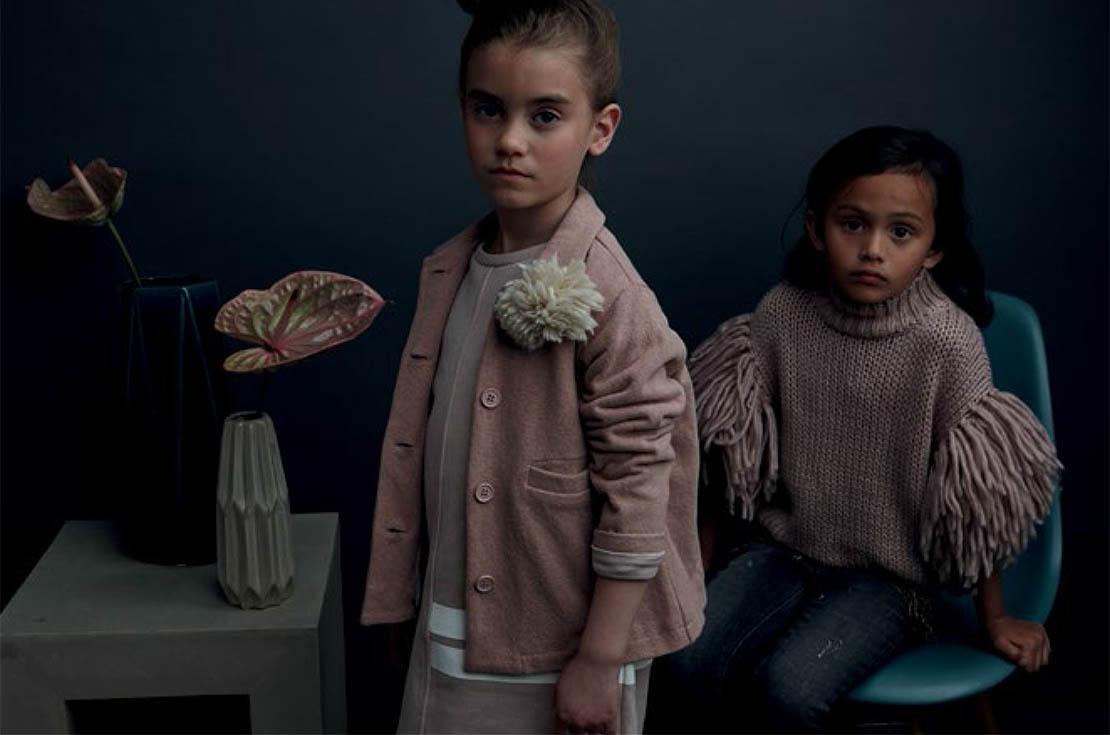 DouuoD kids abbigliamento moda bambino e bambina collezione fw16