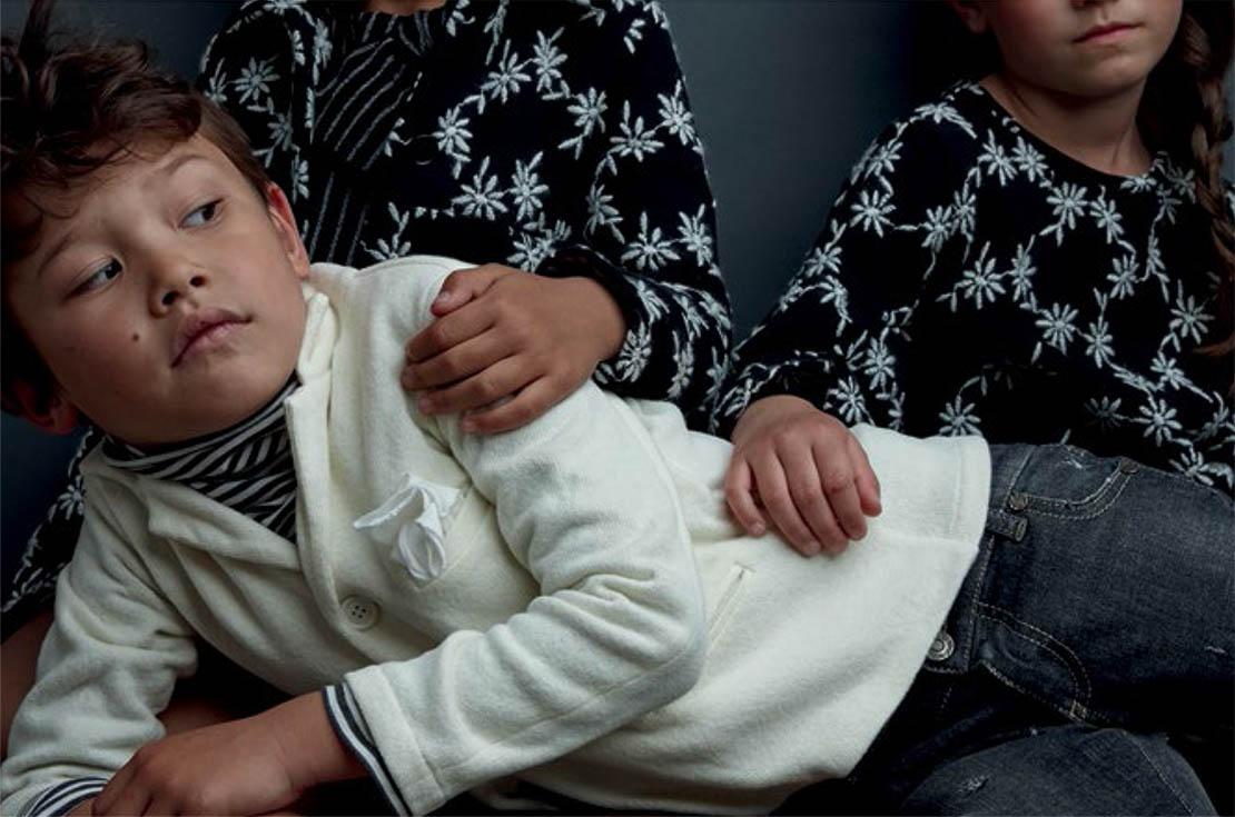Duuod abbigliamento moda bambino collezione fw16