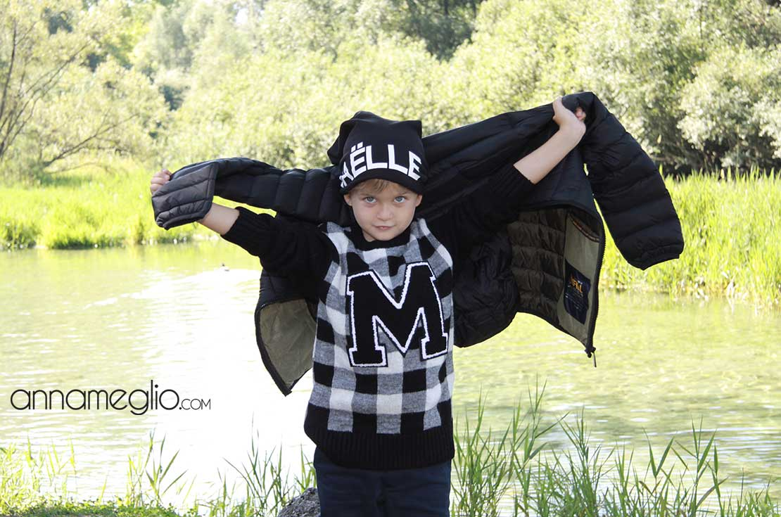 ciesse piumini bambino e msgm kids maglione - annameglio.com shop online