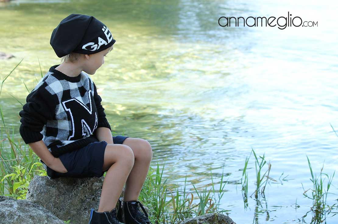 Abbigliamento bambini gaelle paris e msgm AI16-17
