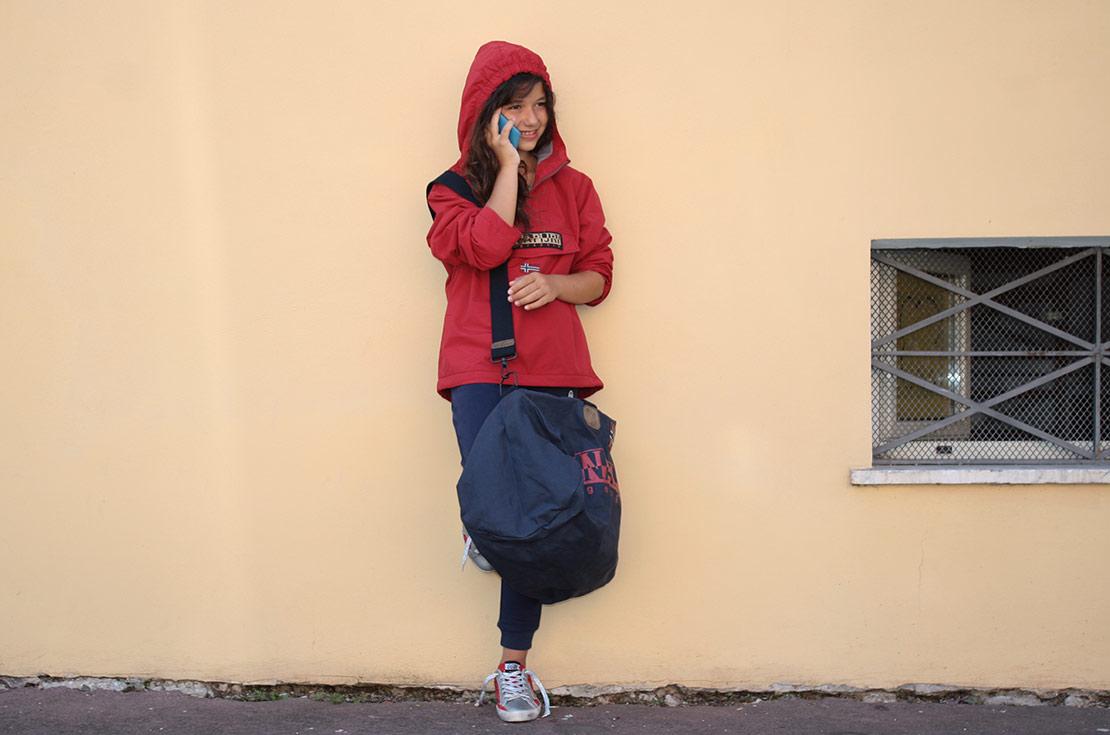 Giubbino Bambini Napapijri  Anorak jacket