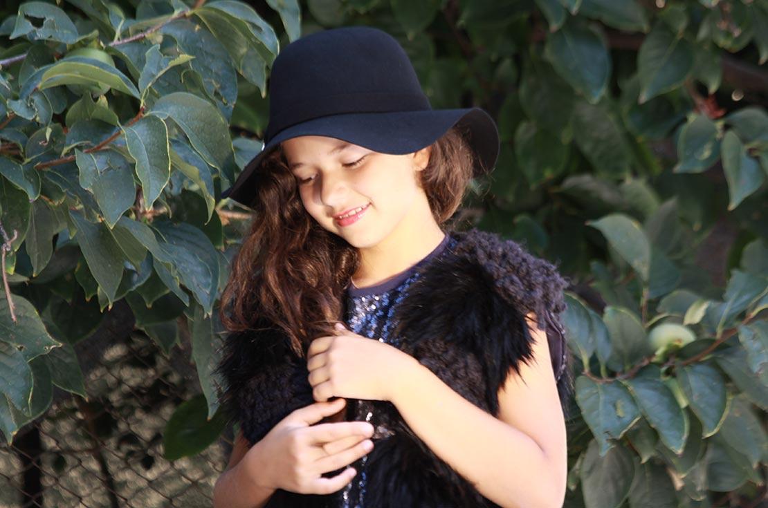 Nuove collezione abbigliamento bambina autunno inverno 2016-17 Pino Up