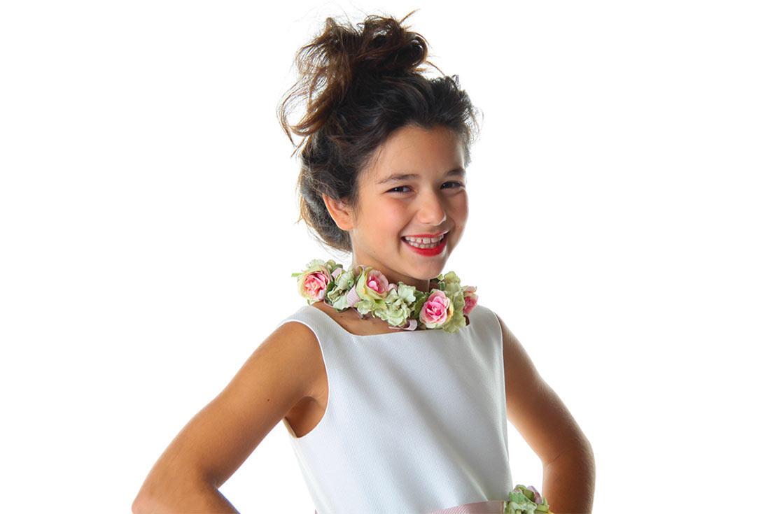 Abbigliamento cerimonia bambina 2017 - annameglio.com shop online