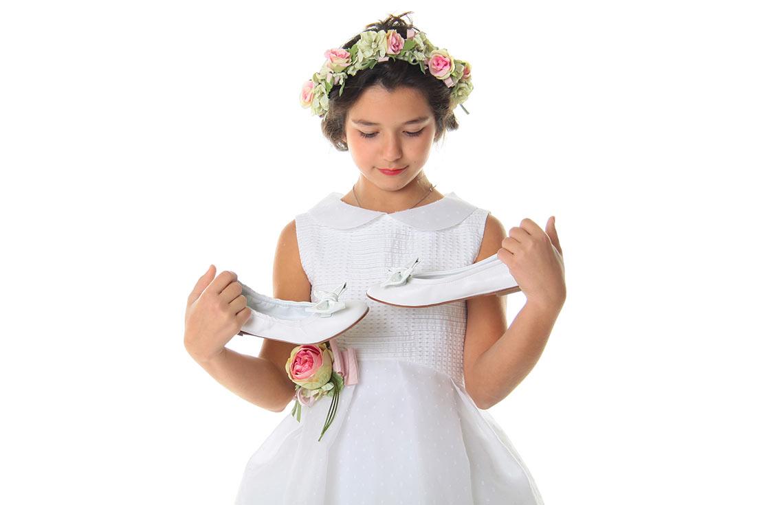 Abbigliamento cerimonia bambina prima comunione 2017 - annameglio.com shop online