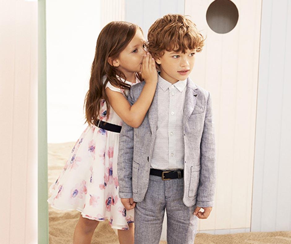Armani Junior Abbigliamento elegante Bambini, shop on line annameglio.com