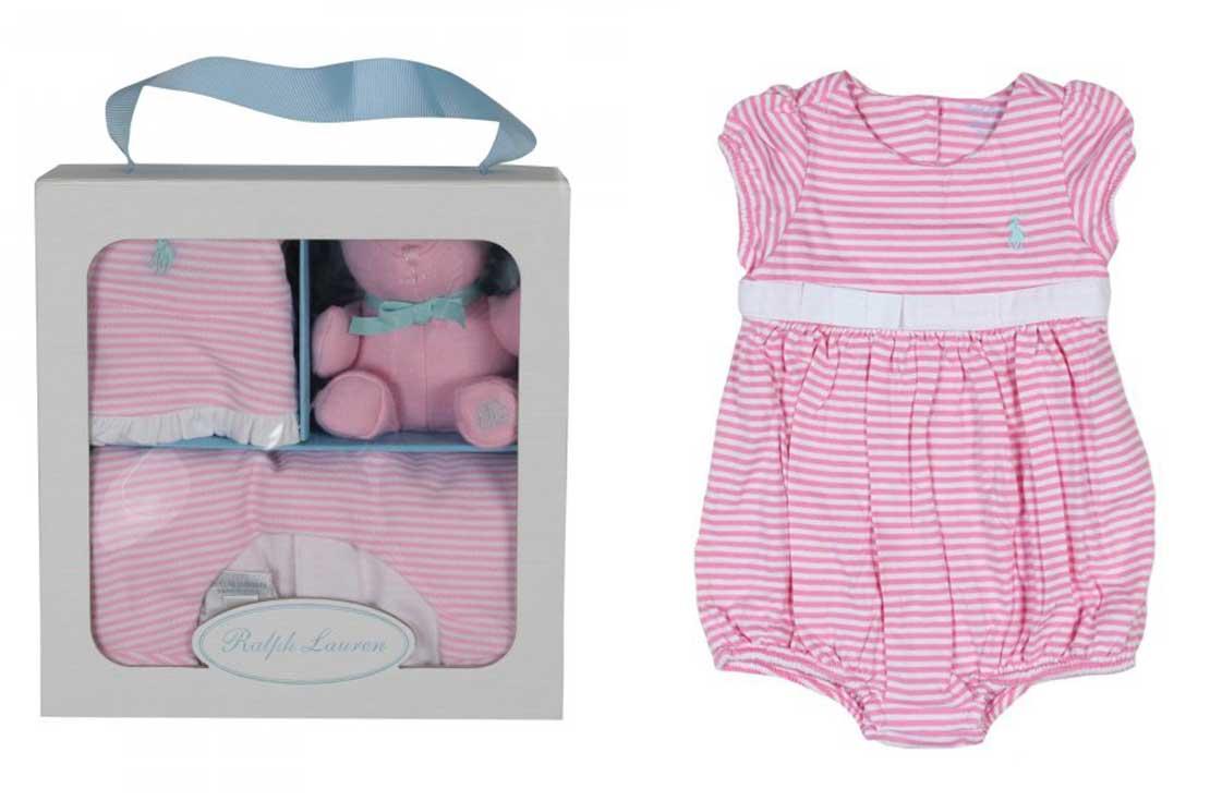 Set regalo bebè firmato Ralph Lauren - annameglio.com vendita online