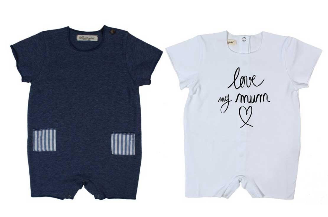 Pagliaccetto neonato firmato olive - annameglio.com vendita online