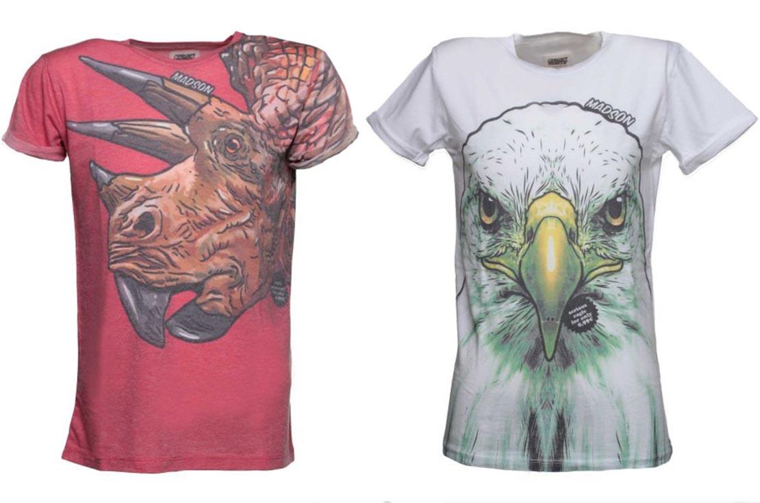 Madson Discoun T-shirt, Polo e Camicie per Bambini e Ragazzi