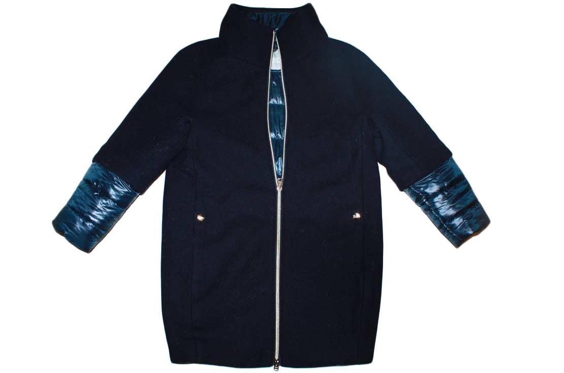 Capospalla in pura lana vergine firmato Herno Preview collezione autunno inverno 2017/18