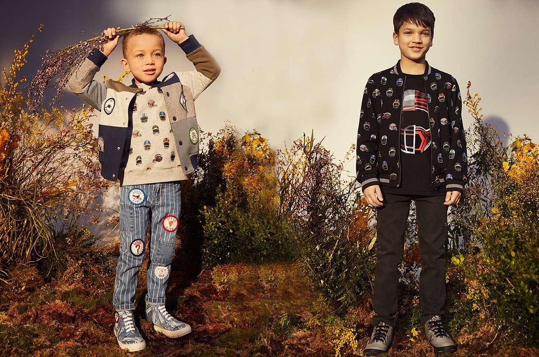 Abbigliamento Bambini Stella McCartney Nuova Collezione Autunno Inverno 17/18 - annameglio.com