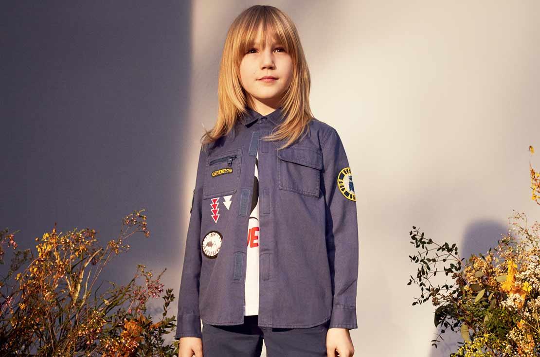 Abbigliamento Bambino Stella McCartney Nuova Collezione Autunno Inverno 17/18 - annameglio.com