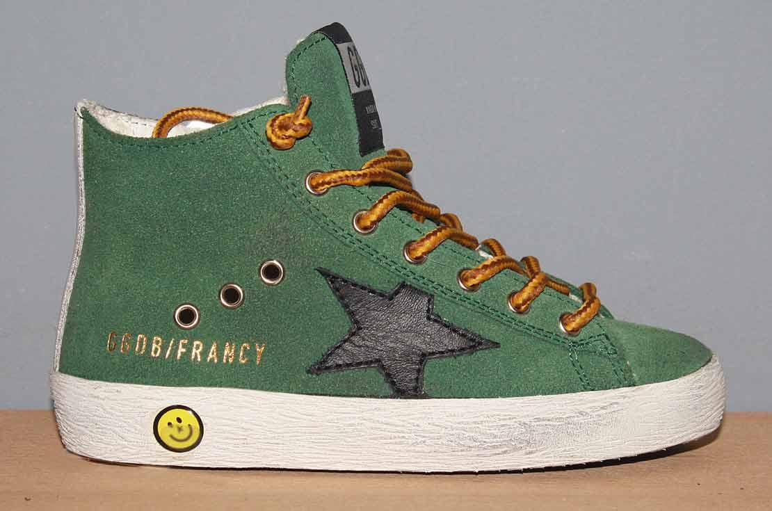 Golden Goose Deluxe Brand sneaker francy e superstar Nuova Collezione 2018 - annameglio.com