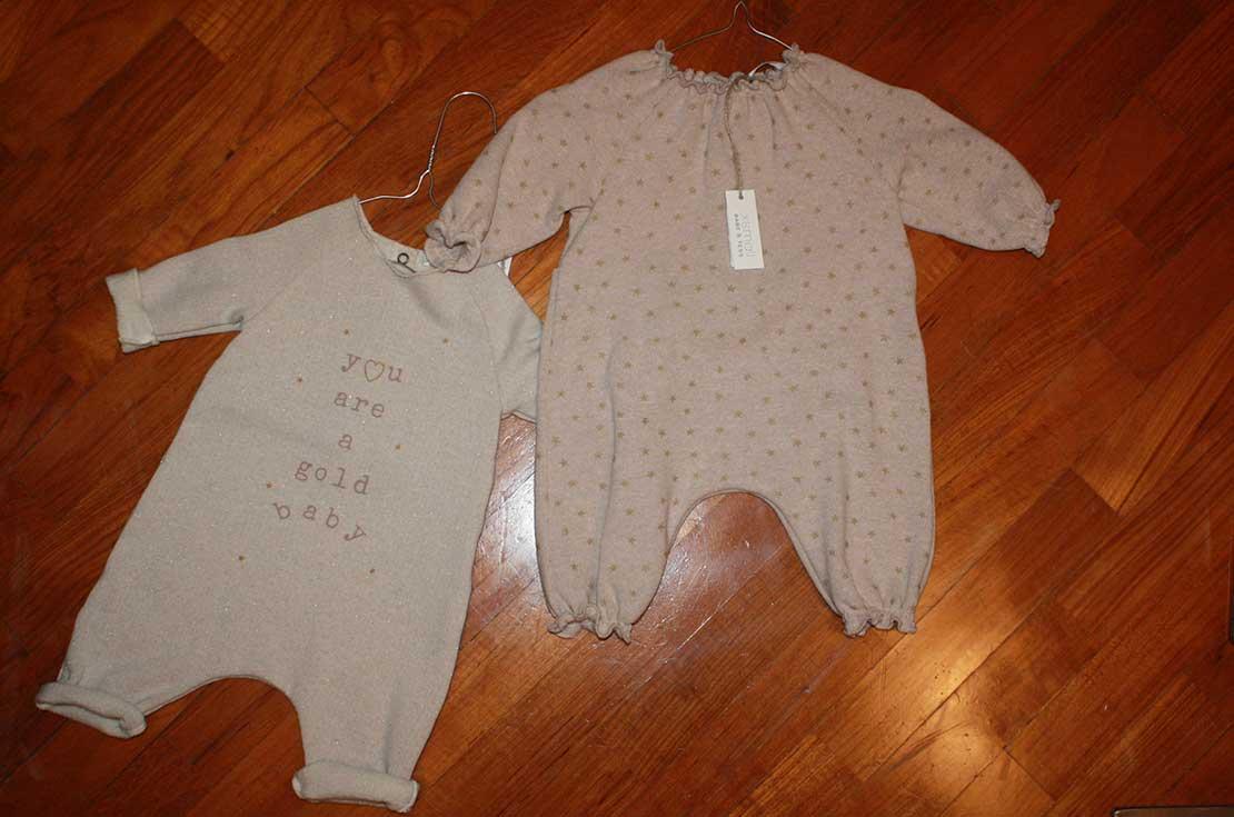 Tutine neonata firmate Bebe & Tess - annameglio.com vendita on line