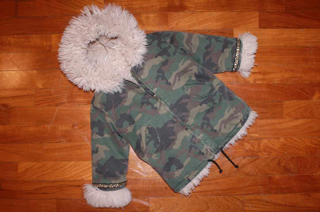 Military Parka firmato Babe & Tess, moda per il tuo bebé su annameglio.com