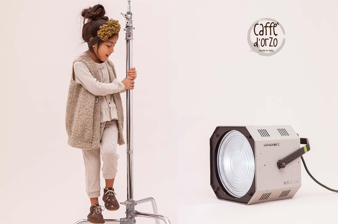 Caffe d'Orzo abbigliamento firmato bambina e teenager, compra subito su annameglio.com