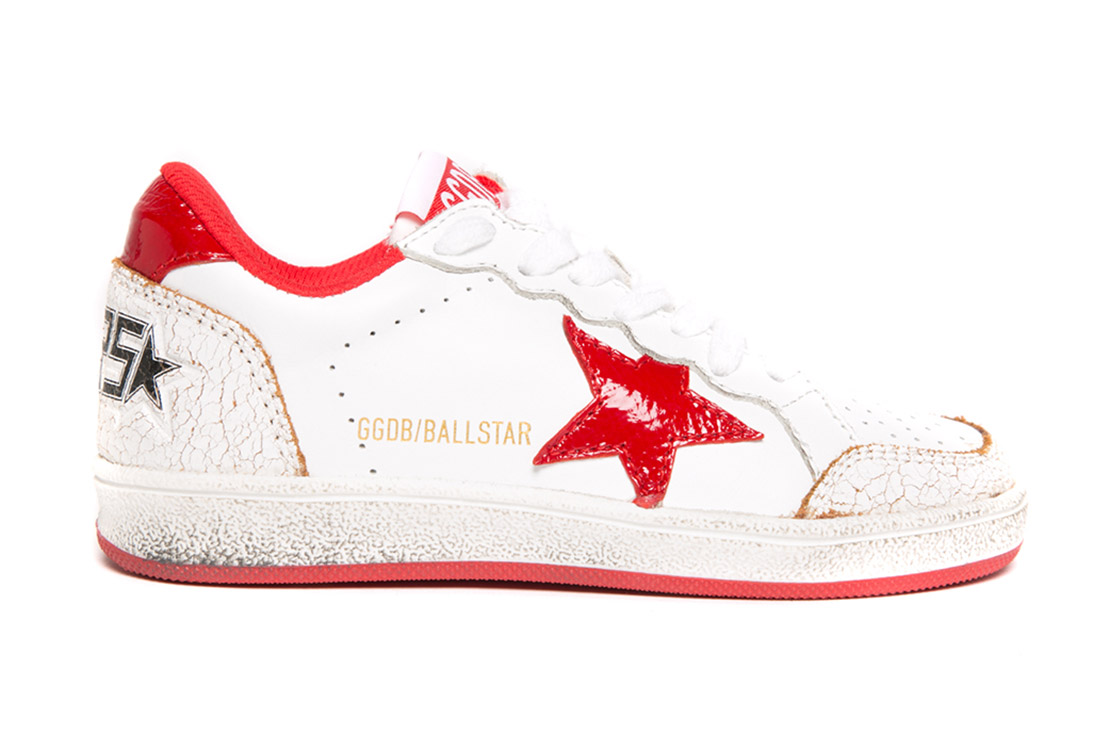 Golden Goose bambino Ball Star primavera estate 2018