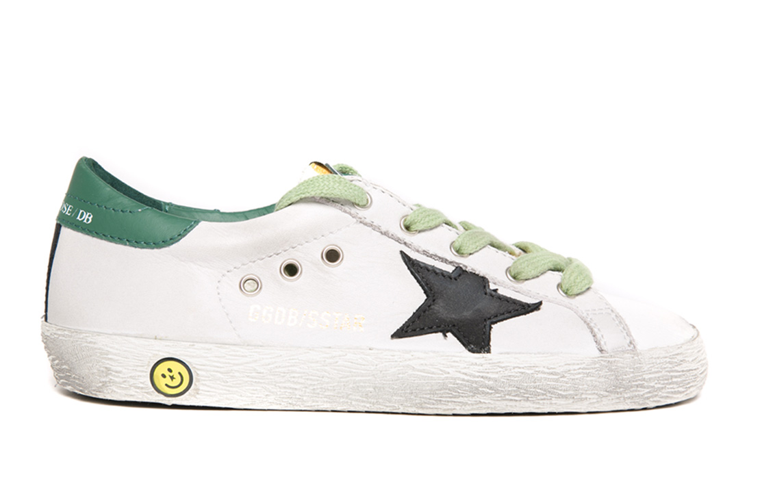 Golden Goose bambino Classic Green primavera estate 2018