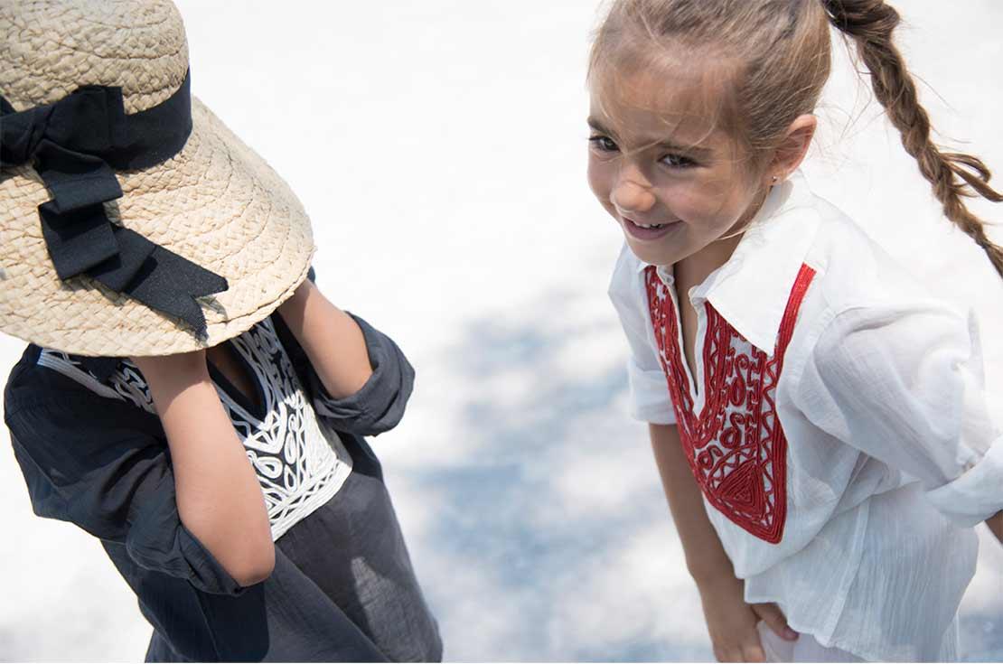 Touriste Kids Abbigliamento Total Look Bambino e Bambina