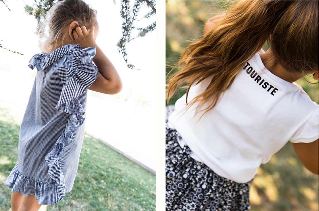 Abito e top firmato Touriste Abbigliamento Bambina -annameglio.com vendita online