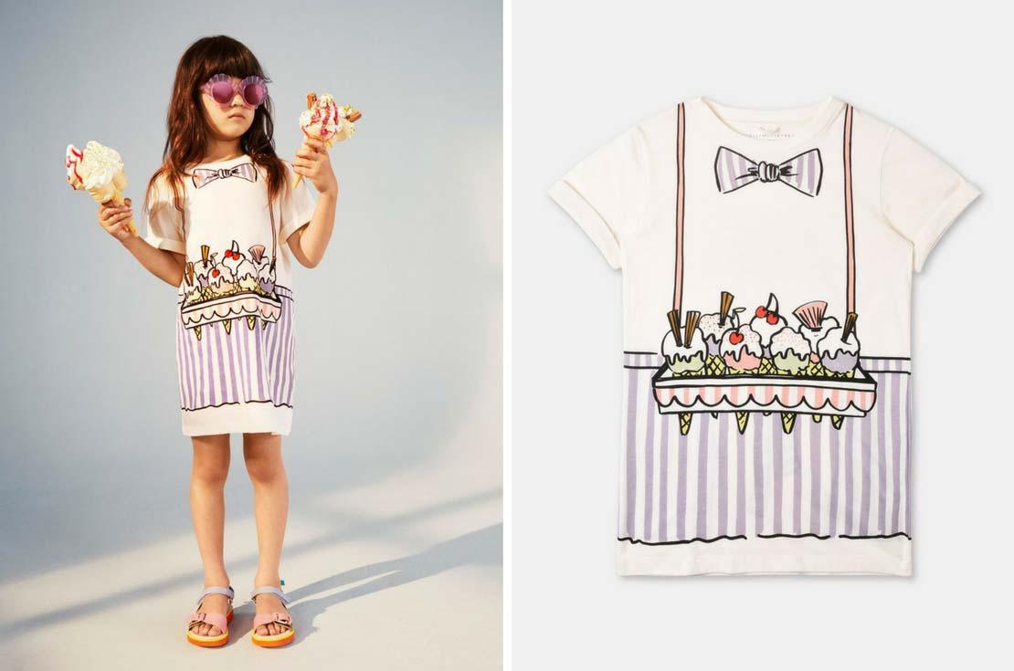 Stella McCartney Kids - abbigliamento bambini - nuova collezione Primavera/Estate 2018