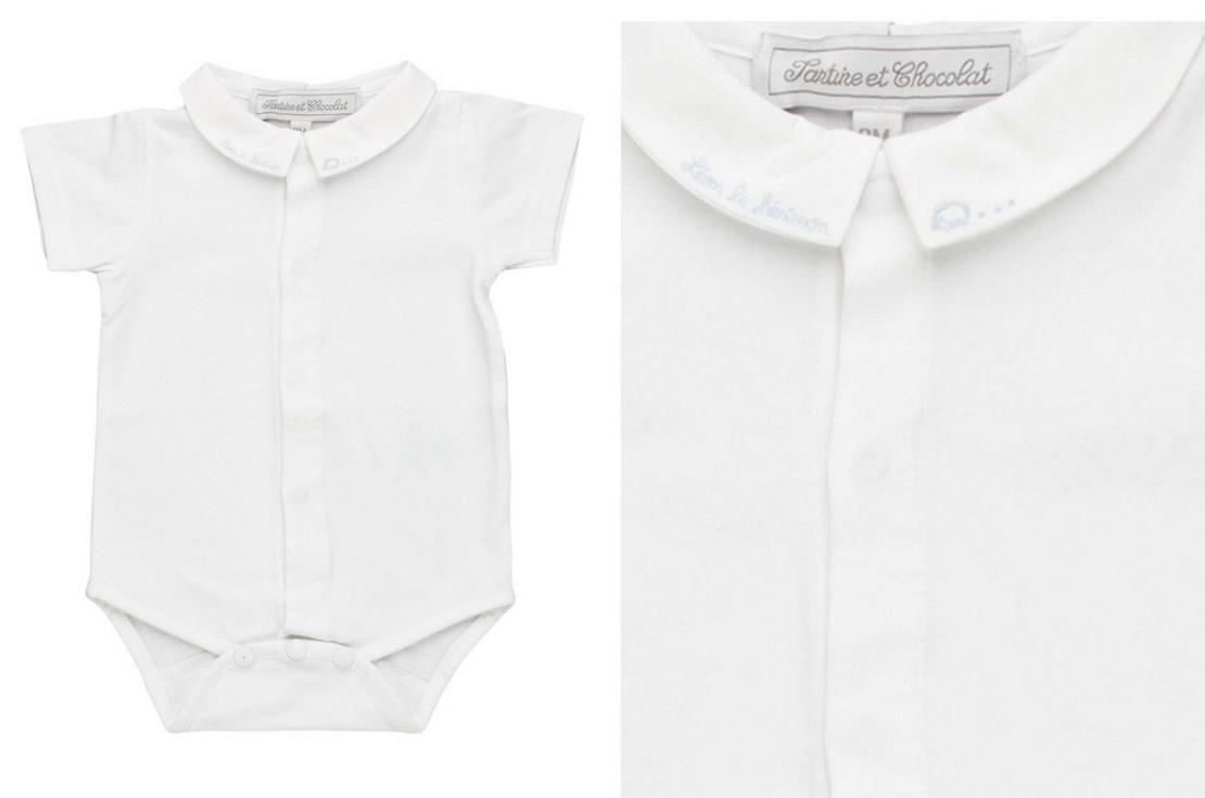 Body Bebè e Neonato firmata Tartine et Chocolat - annameglio.com