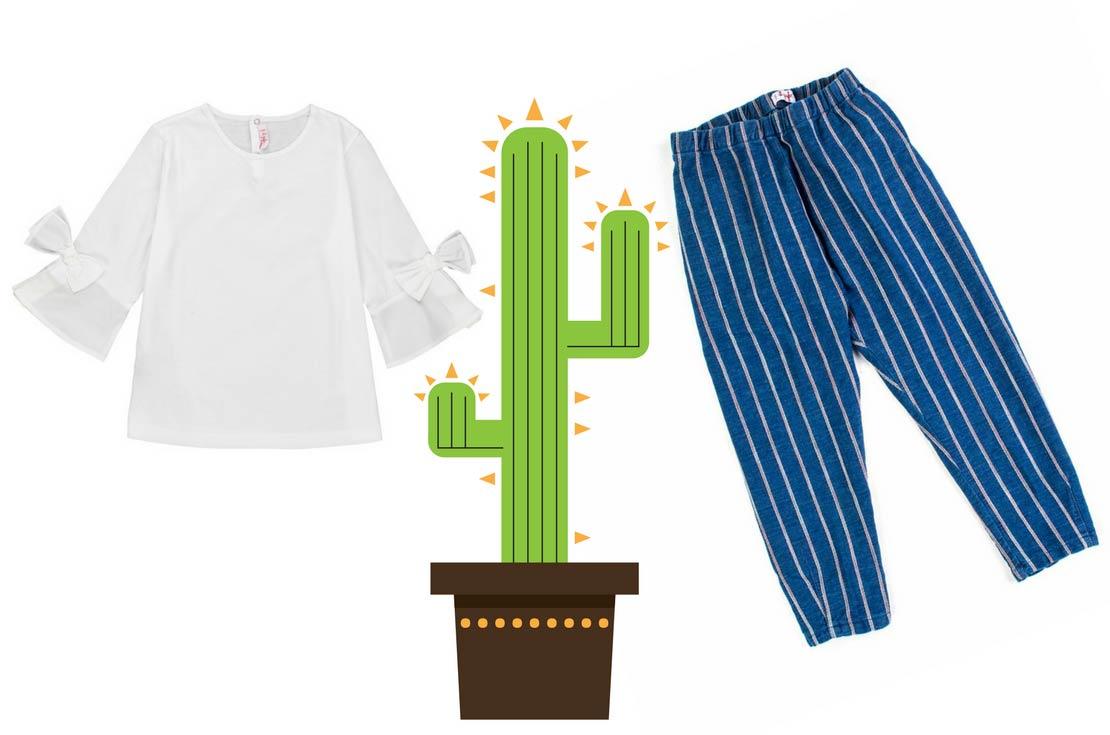 Il Gufo Abbigliamento alla moda per Bambina Primavera Estate 2018 - annameglio.com shop online