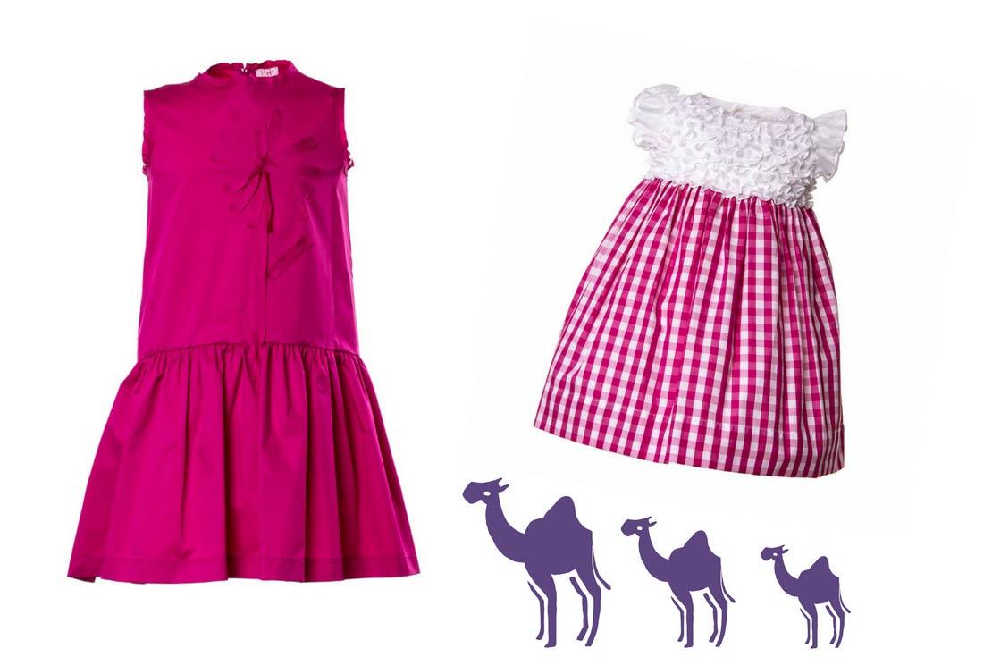 Il Gufo Abbigliamento moda Bambina Primavera Estate 2018 - annameglio.com shop online