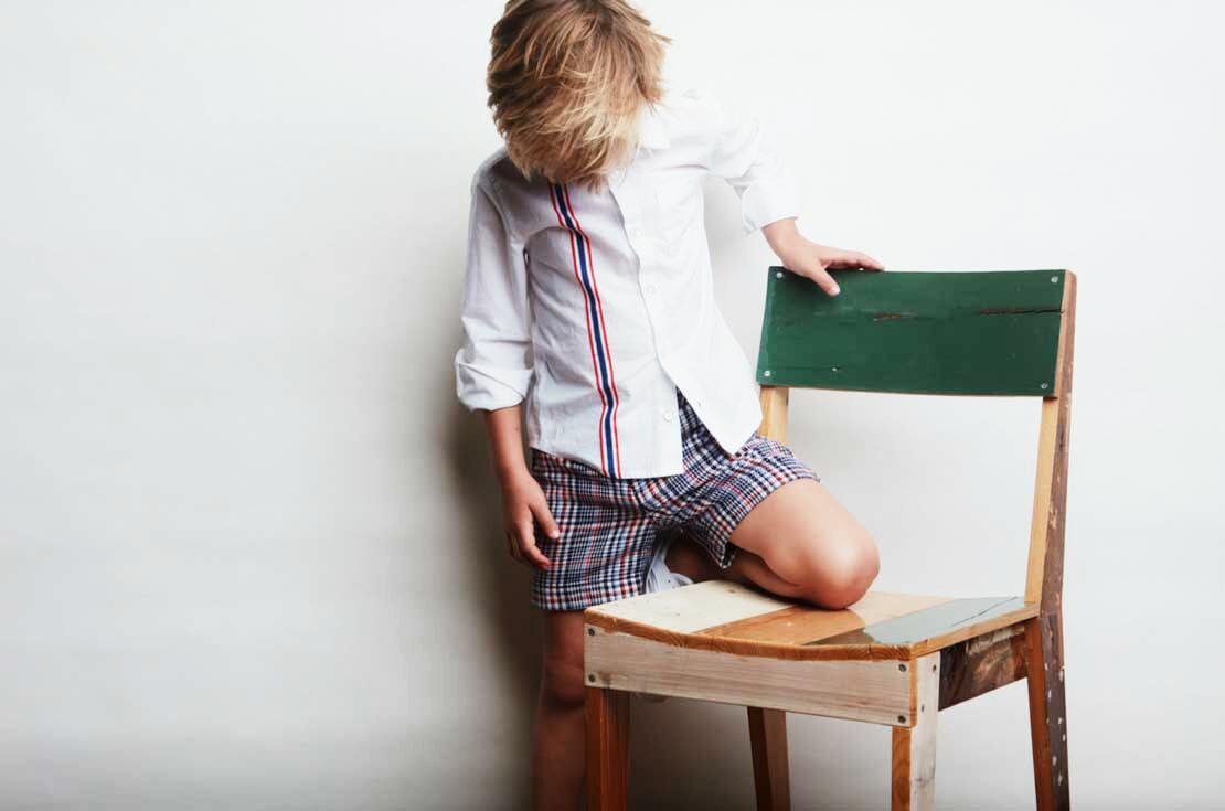 Anne Kurris, abbigliamento firmato per bambino e bambina