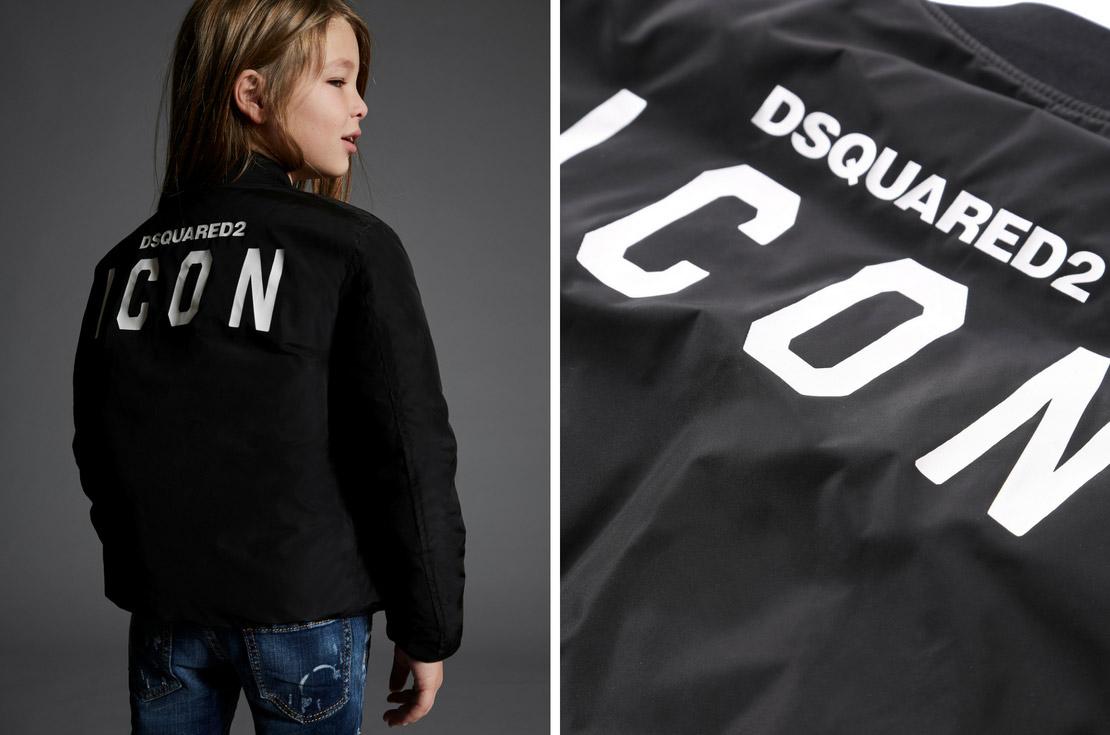 Dsquared2 kids Abbigliamento bambino luxury made in italy - annameglio.com shop online