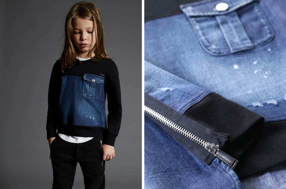 Dsquared2 kids abbigliamento moda bambini - annameglio.com shop online