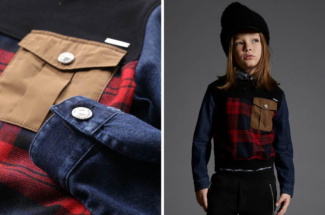 Dsquared2 kids Abbigliamento bambina luxury made in italy - annameglio.com shop online