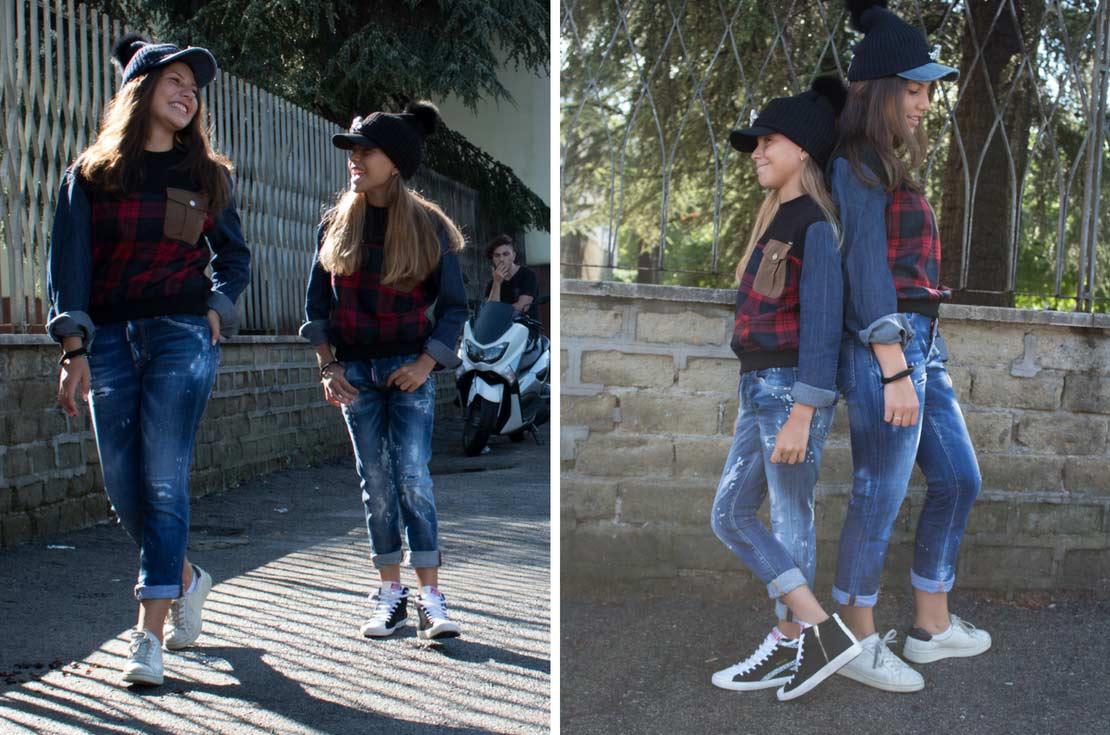 Tendenze ed outfit autunno 2018 dedicate alla ragazza - annameglio.com shop online