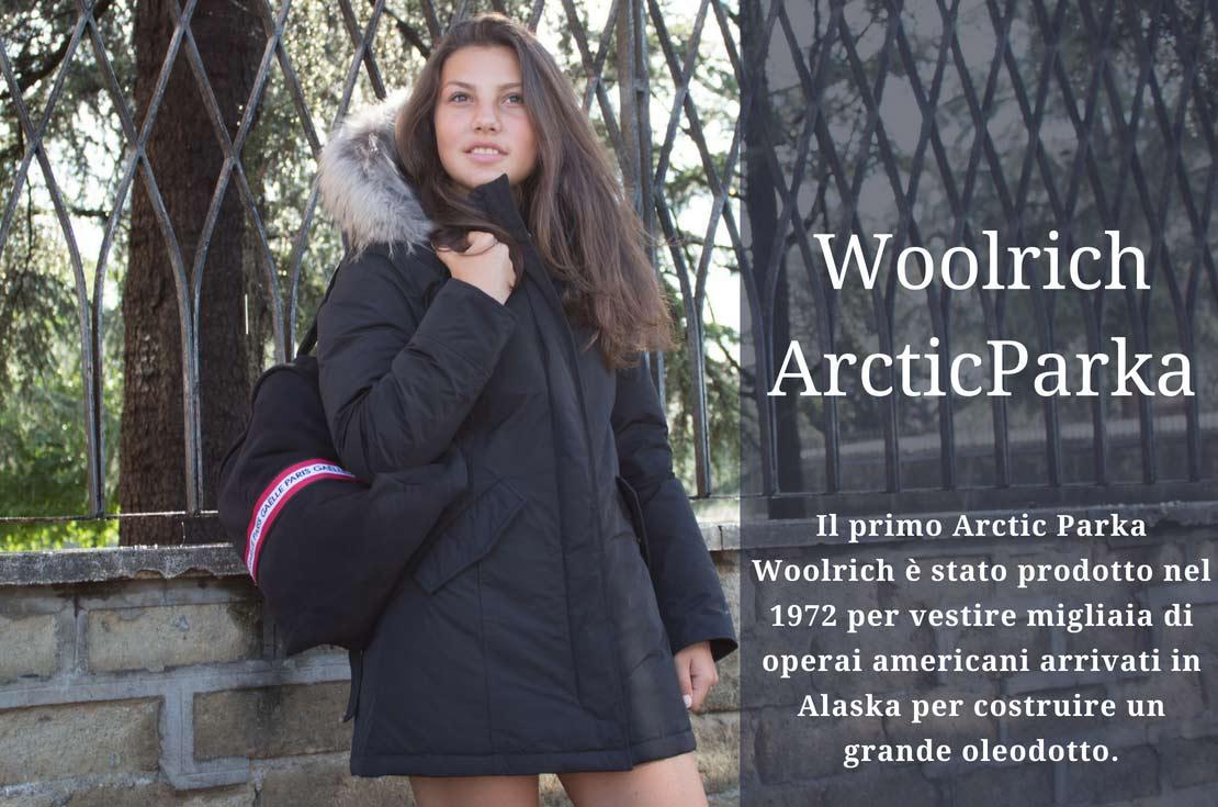 Arctic Parka firmato Woolrich - annameglio.com vendita online