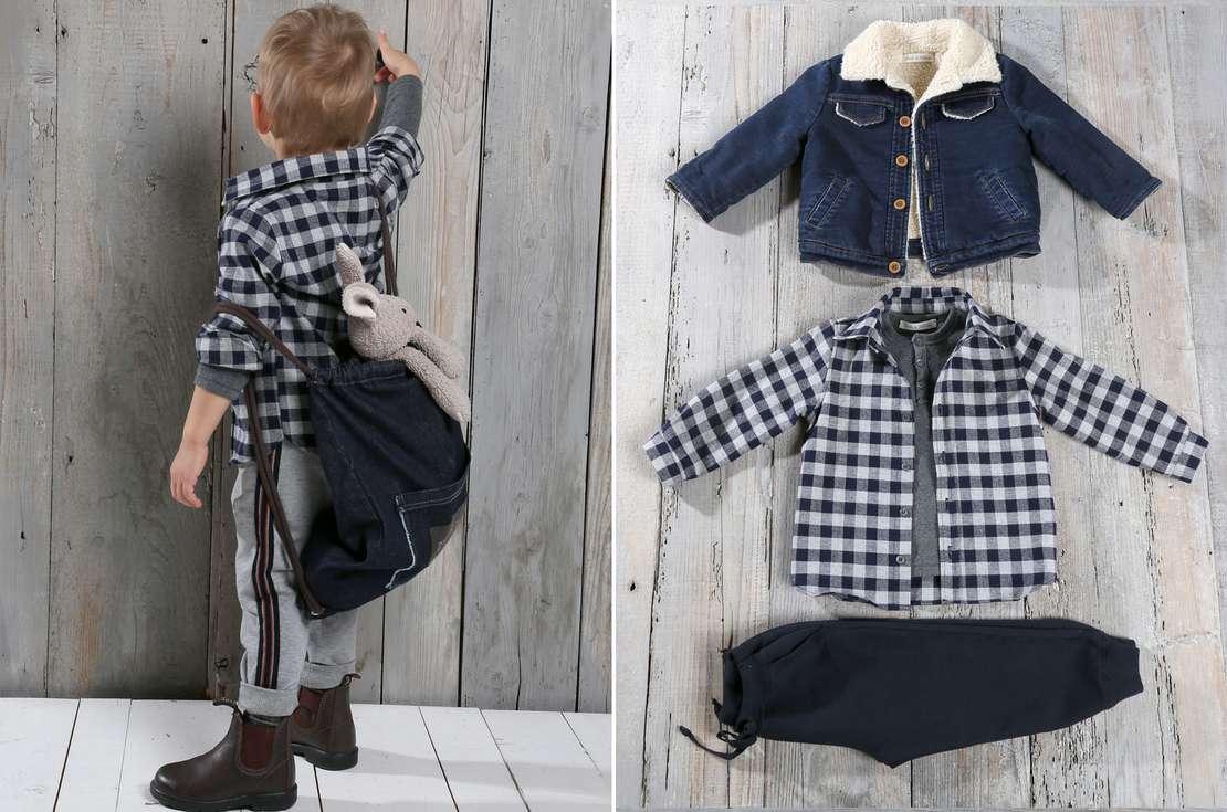 Zhoe Tobiah abbigliamento moda bambino - annameglio.com shop online
