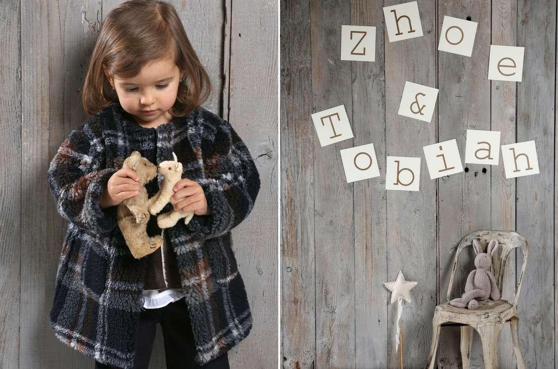 Zhoe Tobiah abbigliamento moda baby junior da 0 a 12 anni