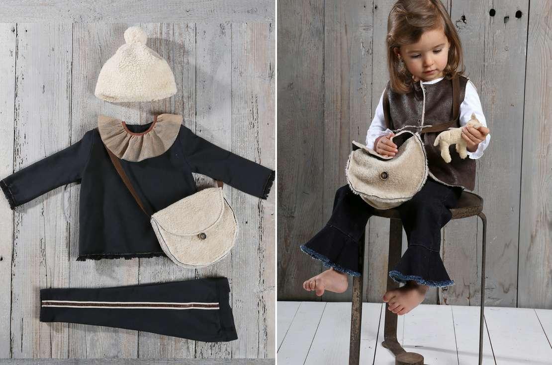 Abbigliamento moda baby e junior firmata Zhoe & Tobiah, 100% Made in Italy