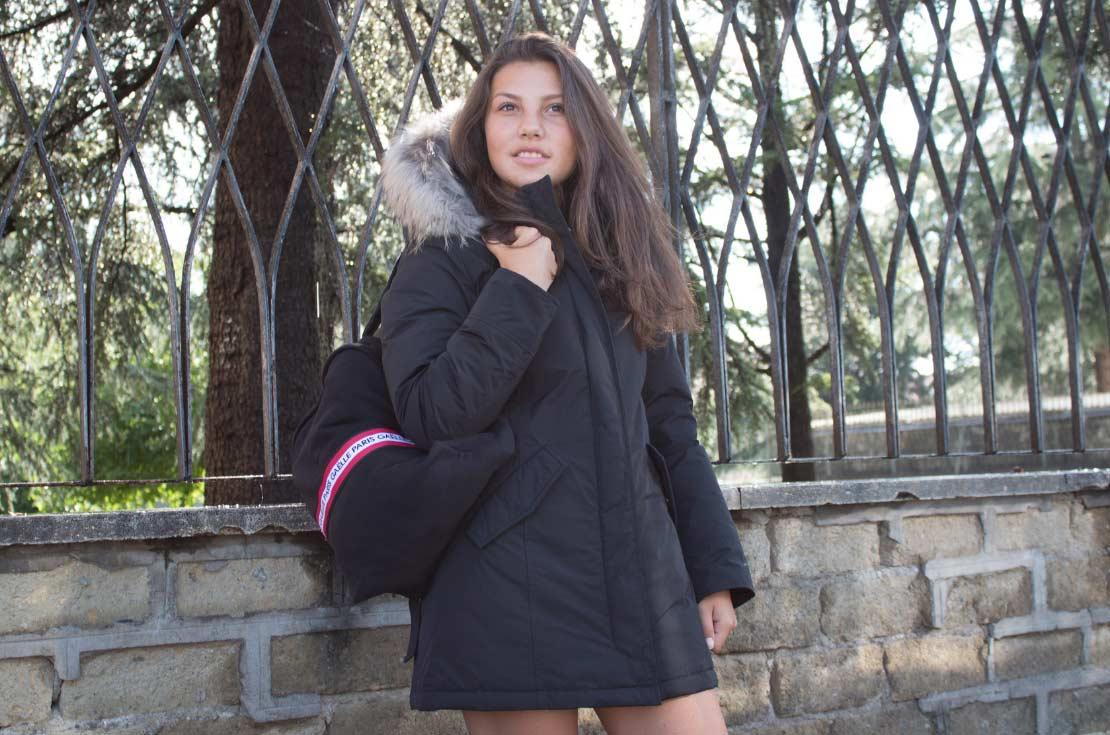 Woolrich Luxury Arctic Parka Bambini e Teenager con pelliccia - annameglio.com vendita online