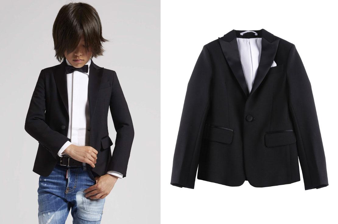 Dsquared2 Kids giacca elegante P/E 2019 - annameglio.com shop online