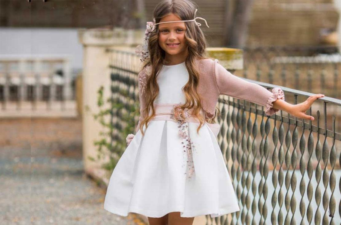 Mimilù Abiti da comunione Bambina 2019 - Annameglio.com Shop Online