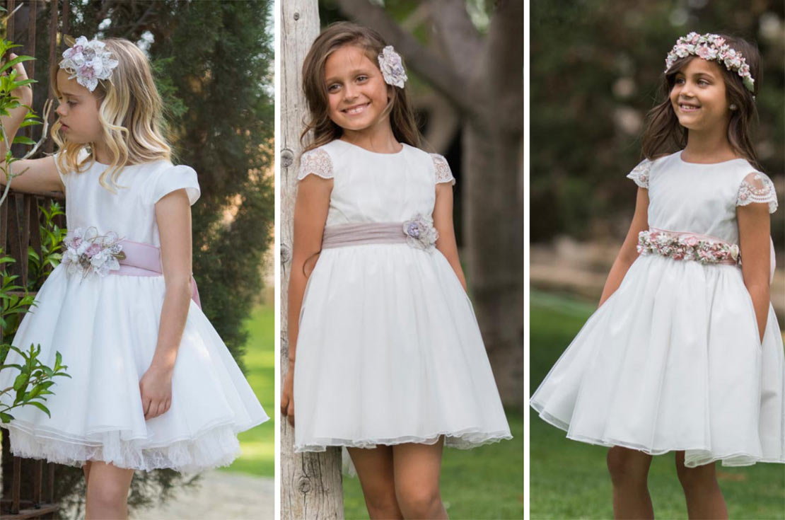 Ceremony dress collection by Mimilù - annameglio.com shop online
