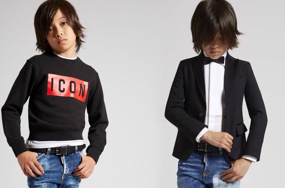 Dsquared2 Kids Nuova collezione Primavera/Estate 2019 - annameglio.com shop online