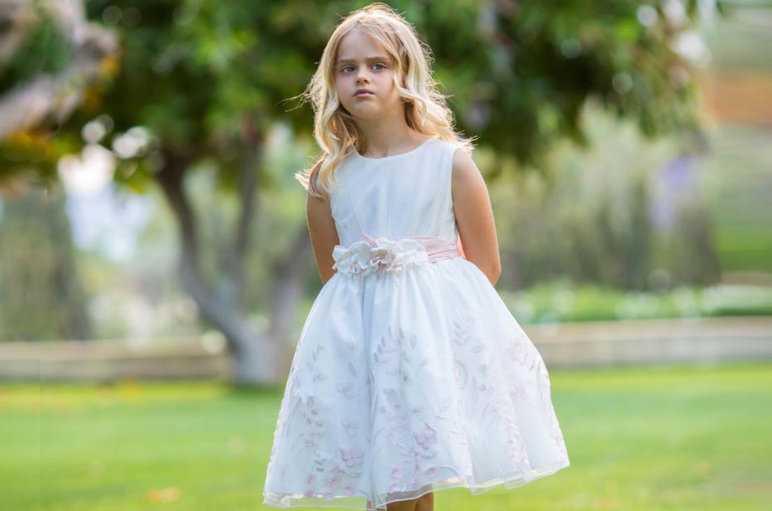 Girls Special Occasions S/S 19 Colletion by Mimilù - annameglio.com shop online