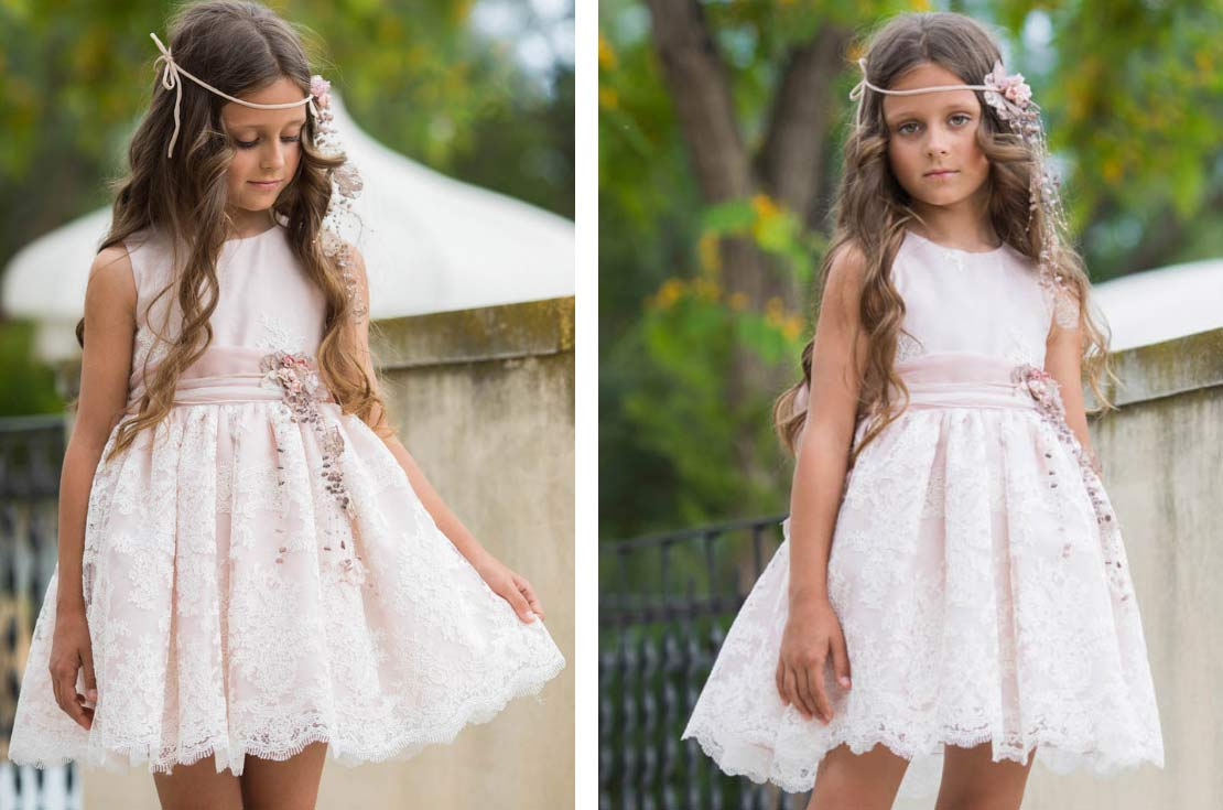 Girls Special Occasions S/S 19 Colletion by Mimilù - shop online