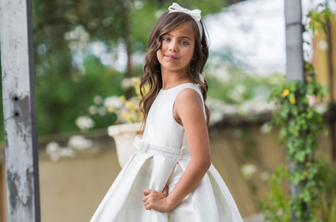 Colletion by Mimilù Girls Special Occasions S/S 19  - annameglio.com