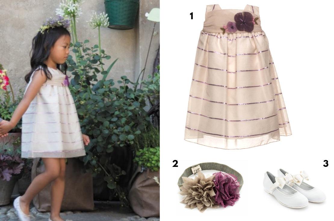 Baby girl dress La Stupenderia
