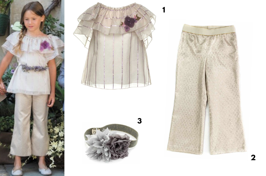 La Stupenderia creponne sand silk shirt
