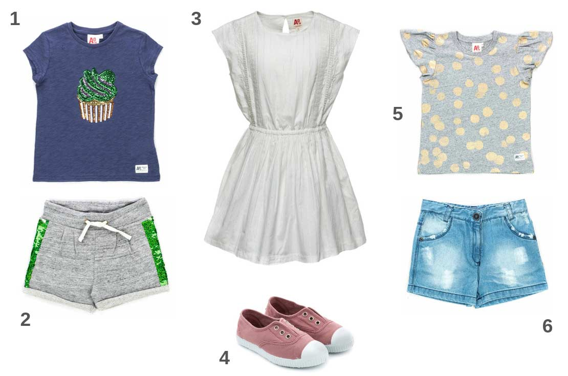 Collezione Moda primavera/estate Bambina - Annameglio.com shop online